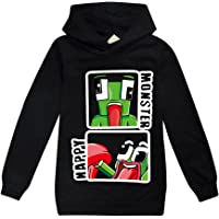 Unspeak-able Pullover Hooded Sweaters for Age 3-14 Years Boys and Girls Tops Hoodies