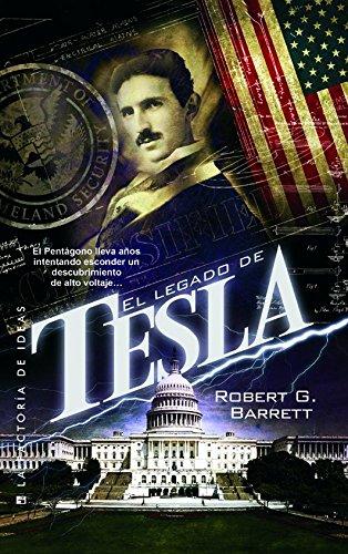 Download El legado de Tesla / The Tesla Legacy (Spanish Edition) pdf epub