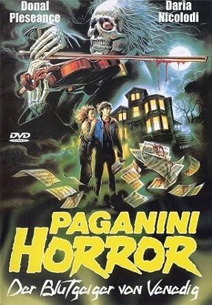 Paganini Horror Der Blutgeiger Von Venedig Fsk 18 Amazonde