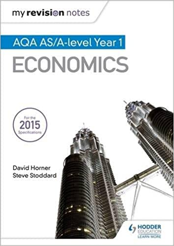 Book My Revision Notes: AQA AS Economics