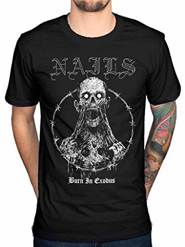 AWDIP Herren T-Shirt schwarz schwarz