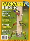 img - for Backyard Birding Magazine (Volume 1, 2nd edition) book / textbook / text book