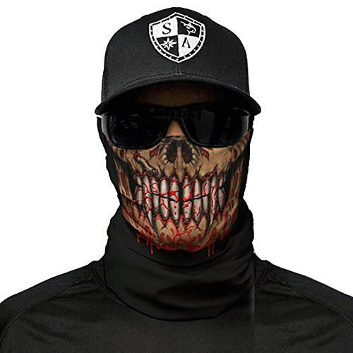 Paintball Pour Masque Moto Halloween La Sa Protection Protection Ski Thirsty Bandana Visage Fishing Blood De Cagoule Company Le Et 11aAz06