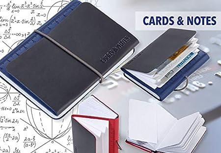 Troika CARDS /& NOTES moderno 10,5cm blu