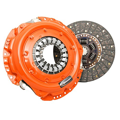 Disc Valve Clutch (Centerforce MST559033 Centerforce II Clutch Pressure Plate and Disc)
