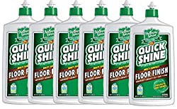Quick Shine Multi-Surface Floor Finish and Polish - Best for Shine