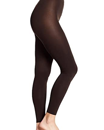 c0433cefabb00 Wolford Mat Opaque 80 Leggings 80 Den Extra Small: Amazon.co.uk ...
