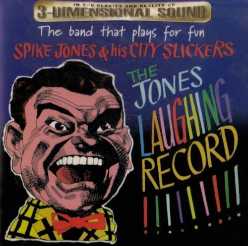 The Jones Laughing Record by Avid Records UK (1998-04-28)