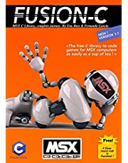 FUSION-C: MSX C Library complete journey.