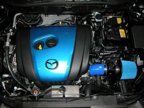 Filter Combo BLACK Compatible For 04-11 Ford Ranger Rtunes Racing Short Ram Air Intake Kit 04-09 Mazda B4000 4.0L V6