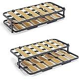 Estructura cama canguro para base tapizada 90x190 cama for Estructura cama 90x190