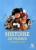 HISTOIRE DE FRANCE (Livre Prémium)