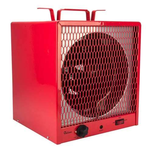 Dr. Infrared Heater DR-988 Garage Shop 208/240V, 4800/5600W Heater with 6-30R - Treatment Bed Heater Bug