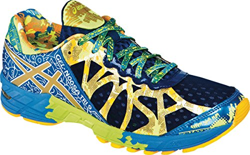 timeless design 62bcd ae0bc ASICS Men s Gel-Noosa Tri 9 GR Running Shoe,Navy Gold Gold Ribbon,9.5 M US  - Buy Online in UAE.   Shoes Products in the UAE - See Prices, Reviews and  Free ...