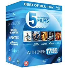 Blu-ray Action Starter Pack