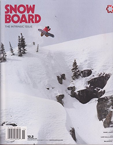 (Snowboard Magazine November 2015)