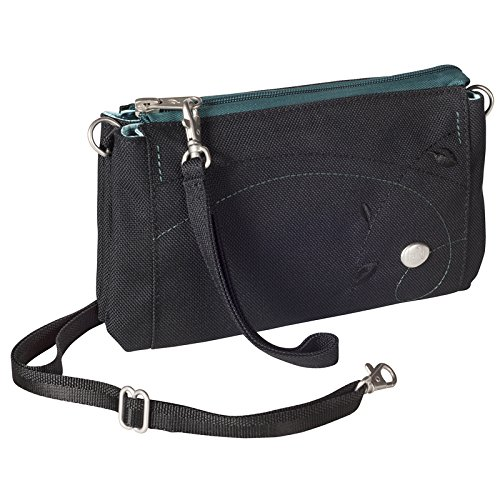Eco Haiku Bag Women's Black Crossbody Stride Juniper E0q14w0x