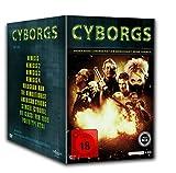 Cyborgs (10er-Schuber: Nemesis 1-4, Hologram Man, The Demolitionist, American Cyborg, Slinger (Cyborg), Die Klasse von 1999, Prototype X29A)