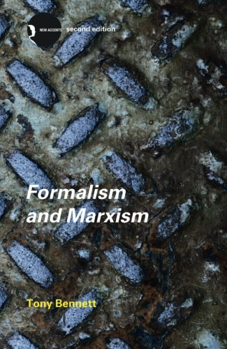 Formalism and Marxism (New Accents) (Volume 11)