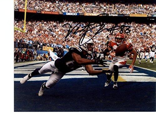 Vincent Jackson San Diego Chargers (VINCENT JACKSON SAN DIEGO CHARGERS SIGNED AUTOGRAPHED 8x10 PHOTO W/COA)