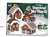 Gingerbread House Kits for Kids By Wilton 2015 Mini Village
