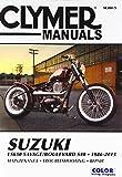 Clymer Suzuki LS650 Savage Boulevard S40