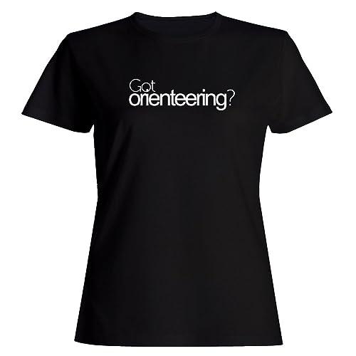 Idakoos Got Orienteering? – Sport – Maglietta donna