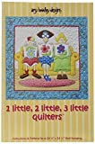 Amy Bradley Designs 1 2 3 Little Quilters Quilt Pattern