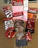 Zombie / Halloween Party Decoration Kit (29 Pieces)