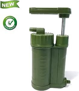 Emergencia De Campo Purificador De Agua Potable, Portátil Al Aire ...