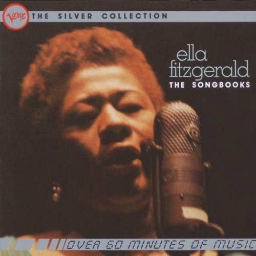 Silver Collection: The Songbooks by Ella Fitzgerald (1992-08-13) (Vx Collection)