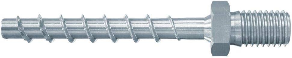 fischer ULTRACUT FBS II 10x70 15//5//- US A4 Metallprofilen im Au/ßenbereich 543570 50 St/ück Regalanlagen in Beton Betonschraube zum Befestigen von Gel/ändern Art.-Nr
