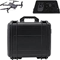HDStars Mavic Pro Hard Shell Case Water-Resistant Shockproof Traveling Case for DJI Mavic Pro Quadcopter Drone