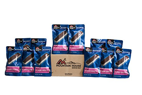 - Mountain House Ice Cream Sandwich 12-Pack