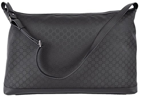 Gucci 105669 XL GG Guccissima Luggage Travel Duffle Bag Unisex by Gucci