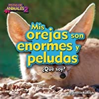 What has hairy paws, a fluffy tail, and huge and fuzzy ears? If you guessed a fennec fox, you're right! This book introduces early readers to a mystery animal by describing its features, one by one, using short simple sentences and eye-poppin...
