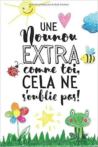 Idee Cadeau Pour Remercier Une Nounou Une nounou extra comme toi, cela ne s'oublie pas: Carde notes