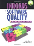 "Inroads to Software Quality: ""How to"" Guide and Toolkit, Alka Jarvis, Vern Crandall, 0132384035"