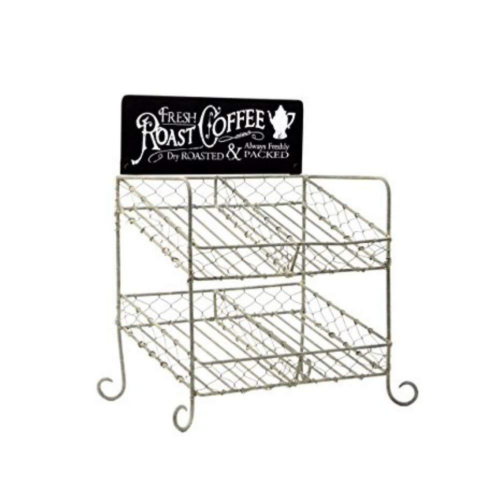 K-cup compatible Vintage Coffee Pod Holder