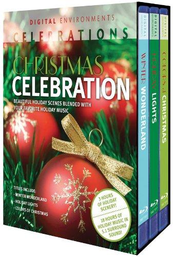 Christmas Celebration (Digital Enviroments/ Blu-ray/ 3-Disc)