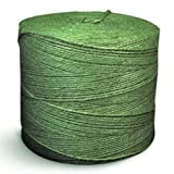 CWC Sisal Baler Twine - 7200', Green (Pack of 2 tubes)