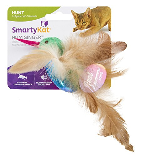 SmartyKat Hum Singer Electronic Sound Cat (Electronic Sound)