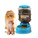 Limltao 3.5L Automatic Pet Food Dispenser, Pet Feeder Bowl,Dog Food Automatic Feeder, Cat Food Automatic Feeder