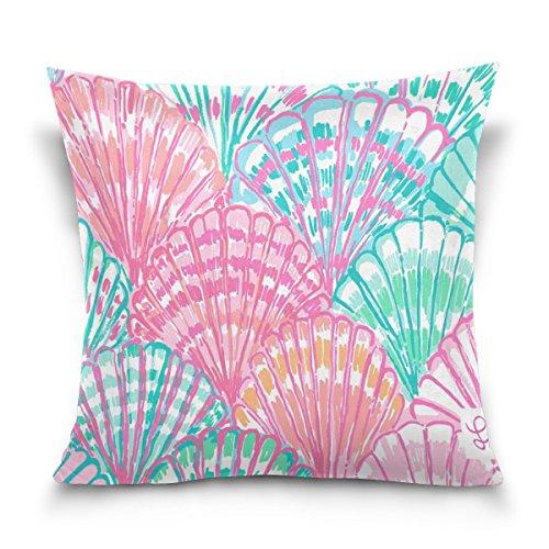 LEISISI Fashion Design Lily Pulitzer Throw Pillow Case Cushion Cover Pillowcase 16