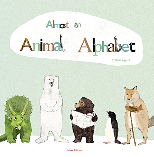 Almost An Animal Alphabet by POW (Image #1)