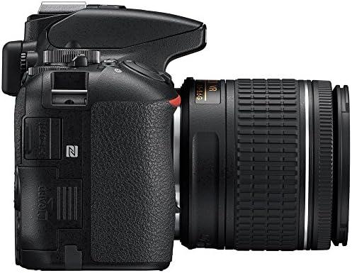 518wljxztYL. AC  - Nikon D5600 Digital SLR Camera & 18-55mm VR DX AF-P Lens - (Renewed)