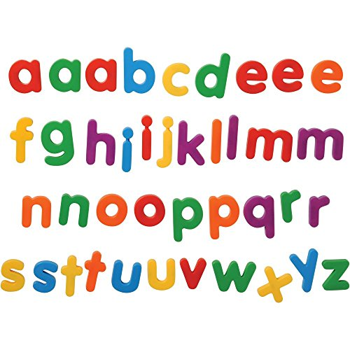 Giant Magnetic Letters - Lowercase by Constructive Playthings
