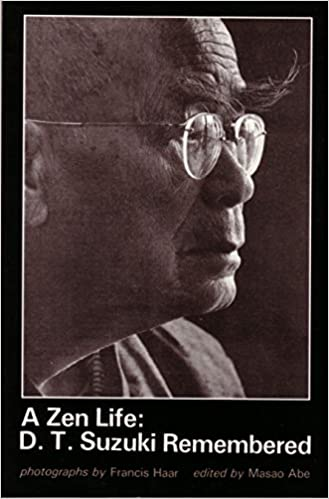 Amazon.com: A Zen Life: D.T. Suzuki Remembered (9780834802131 ...