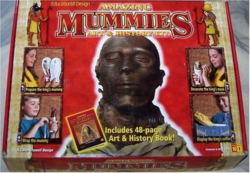 Amazing Mummies - Amazing Mummies Art & History Kit by Educational Design