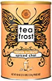 David Rio Tea Frost Premium Frappe Tea, Spiced Chai, 40 Ounce